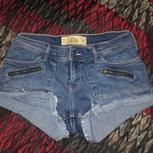 Hollister Denim Short-Short